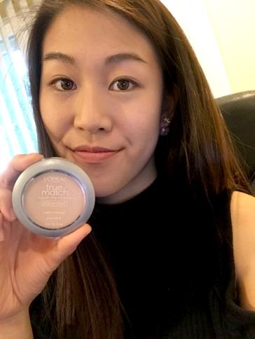 Powder: L'Oréal True Match Blendable Powder in Warm